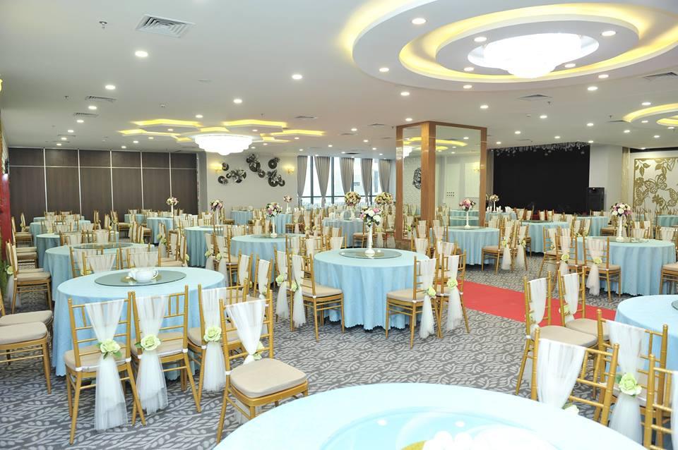 Tiêu chí nào lựa chọn một trung tâm tổ chức tiệc cưới